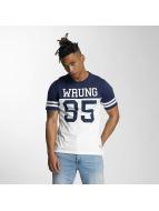 Wrung Division T-skjorter Beast blå