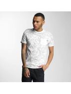 Wrung Division T-skjorter Freestyle Dize hvit