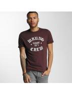 Wrung Division T-skjorter DA Crew red
