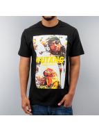 Wu Tang Brand Футболка Dirty черный