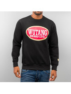 Wu Tang Brand Pullover Blunted schwarz
