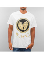 Wu Tang Brand T-paidat Wusace valkoinen