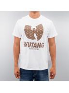 Wu Tang Brand T-Shirt Monogram blanc