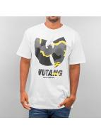 Wu Tang Brand T-Shirt WTB Camo blanc