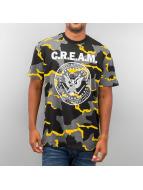 Wu Tang Brand T-Shirt Desert Swarm CREAM camouflage