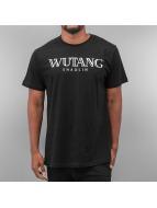 Wu Tang Brand T-Shirt Shaolin Luxury noir