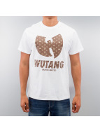 Wu Tang Brand T-Shirt Monogram weiß