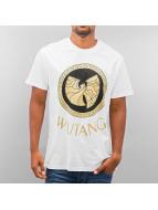 Wu Tang Brand T-Shirt Wusace weiß