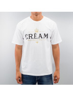 Wu Tang Brand t-shirt Cream Champagne wit