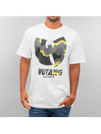 Wu Tang Brand t-shirt WTB Camo wit