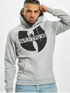Wu-Tang Hoodies Logo šedá