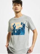 Wu-Tang T-shirts Chess grå