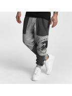 Yakuza Спортивные брюки Punx Two Face Antifit серый