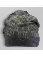 Yakuza шляпа Skeleton серый