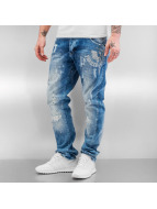 Yakuza Antifit Skeleton Anti Fit blauw