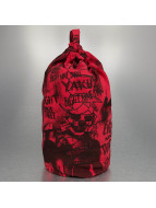 Yakuza Backpack Dark Soul red