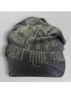 Yakuza Beanie Skeleton grey