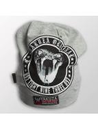 Yakuza Beanie Snake Patch grey