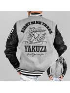 Yakuza Blouson Teddy Summer of Death gris