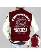 Yakuza Blouson Teddy Summer of Death rouge