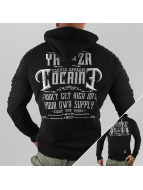 Yakuza Bluzy z kapturem Cocaine czarny