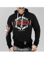 Yakuza Bluzy z kapturem Brute Devil czarny