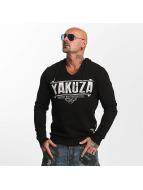 Yakuza Bluzy z kapturem Poverty czarny