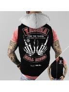 Yakuza Bodywarmer Hell Rider zwart