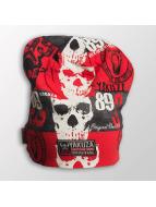 Yakuza Bonnet Reel rouge