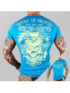 Yakuza Camiseta Hunter And Hunters azul
