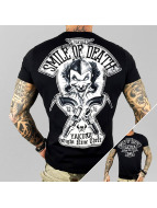 Yakuza Camiseta Smile of Death negro