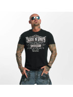 Yakuza Blaze N Glory T-Shirt Black
