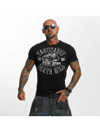 Yakuza Death Will Find You T-Shirt Black