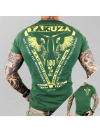 Yakuza Camiseta Happy Hour verde