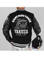 Yakuza Chaqueta de béisbol Summer Of Death negro