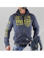 Yakuza Chaqueta de entretiempo Blow It Out negro