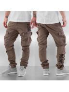 Yakuza Chino bukser Industrial grå