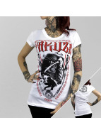 Yakuza Hihattomat paidat Ninja valkoinen