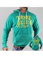 Yakuza Hoodie Cocaine green
