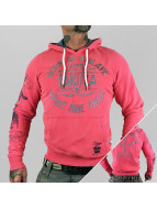 Yakuza Hoodie Born As A Slave red