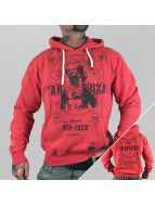 Yakuza Hoodie Mex-Crew red