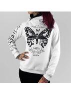Yakuza Hoodie Moth white