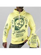 Yakuza Hoodie Evaluation yellow