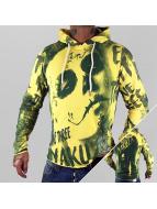 Yakuza Hoodie Mexican yellow