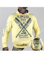 Yakuza Hoodie Streetwar yellow