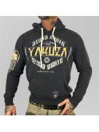 Yakuza Hoodies Brute Devil mavi