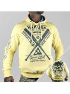 Yakuza Hoodies Streetwar sarı