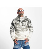 Yakuza Hoodies Allover vit