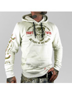 Yakuza Hoody Fight Faith beige