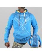 Yakuza Hoody Streetwar blauw